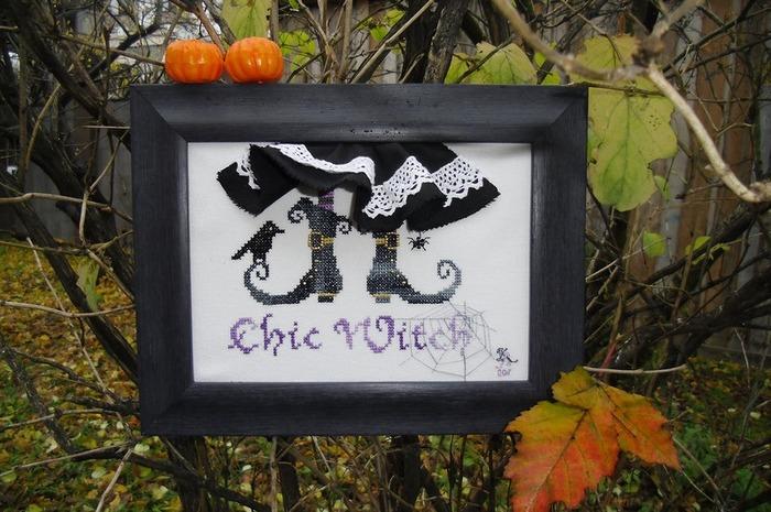 """Фото. """"Chic witch"""" - шикарная ведьма. Автор работы - МамикоЛи"""