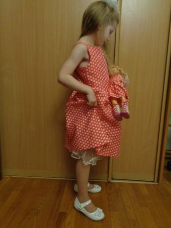 Фото. И для куклы наряд.. Автор работы - Enia