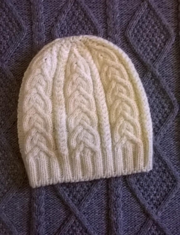 Схема шапочка малинка