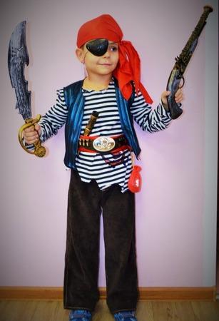 Фото. Еще один костюм Пирата. Не Джек, но Воробей! Автор работы - Веревочк@