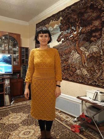 Фото. Платье. Слонимская п/ш. Автор работы - korol1967