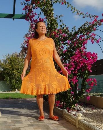 Фото. Платье. Автор работы - Гаврюндя