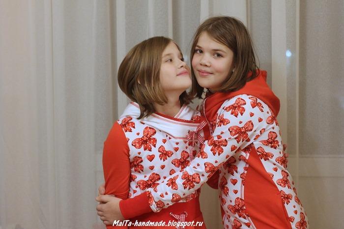 Фото. Family look для нас - платья. Автор работы - MalTa