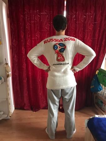 Фото. В ожидании ЧМ по футболу в России.  Автор работы - Ирина_Е