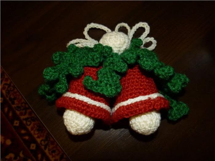 Фото. Рождественские колокольчики. Автор работы - Snezhana