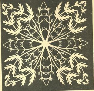 Фото. Классика - снежинки из бумаги. Автор работы - Red Oks