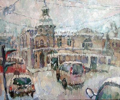 "Присяжникова Р. ""А снег идет""  (2006)"