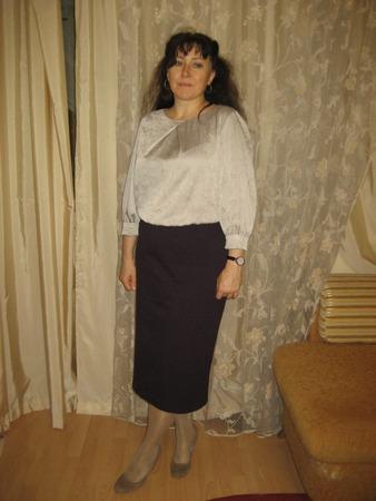 Фото. Это платье! Автор работы - Хохлома