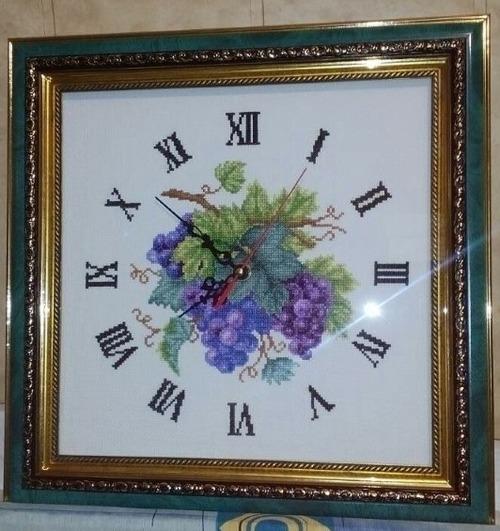 Фото. Часы в подарок.  Автор работы - Tatka_08