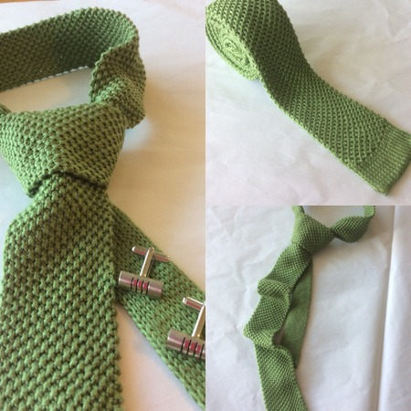 Фото. Мужской галстук шёлк Loro Piana.   Автор  работы - Aнжи