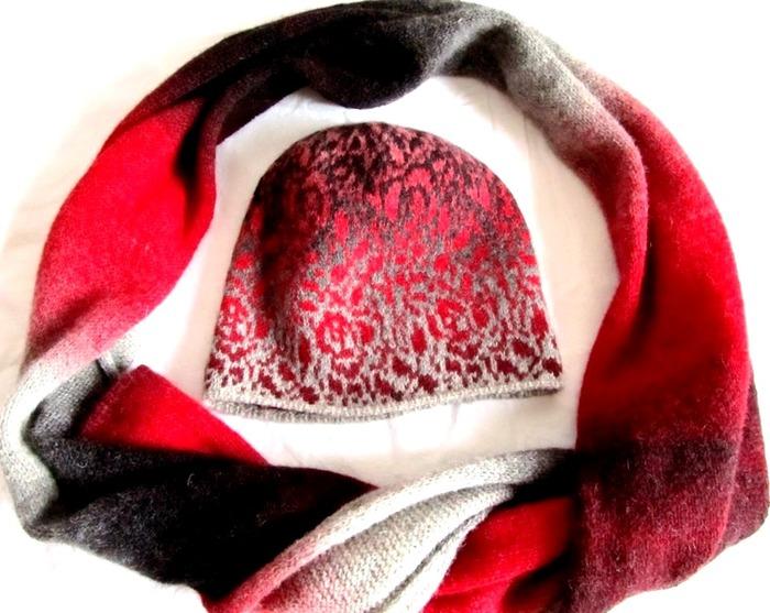 Фото. Комплект Туманные розы , или Розы в тумане.   Автор  работы - Katusia