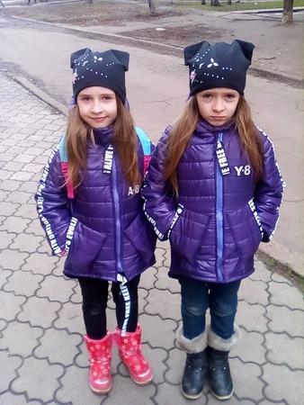 Фото. Курточки (Евро зима).  Автор работы - _ИнкаУкраинка_
