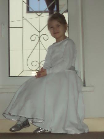 Фото. Платье из хлопкового велюра. Автор работы - St.Elena