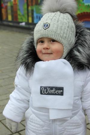 """Фото. """"Первый снег"""". Комплект зимний.  Автор работы - cvetok1977"""