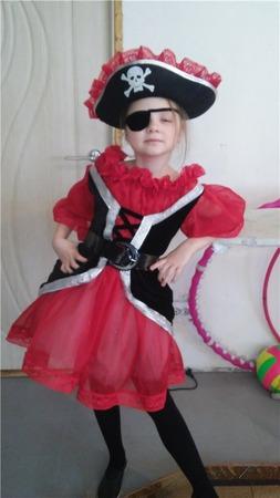 Фото. Костюм Пиратки для дочки на День рождения. Автор работы - s-masha