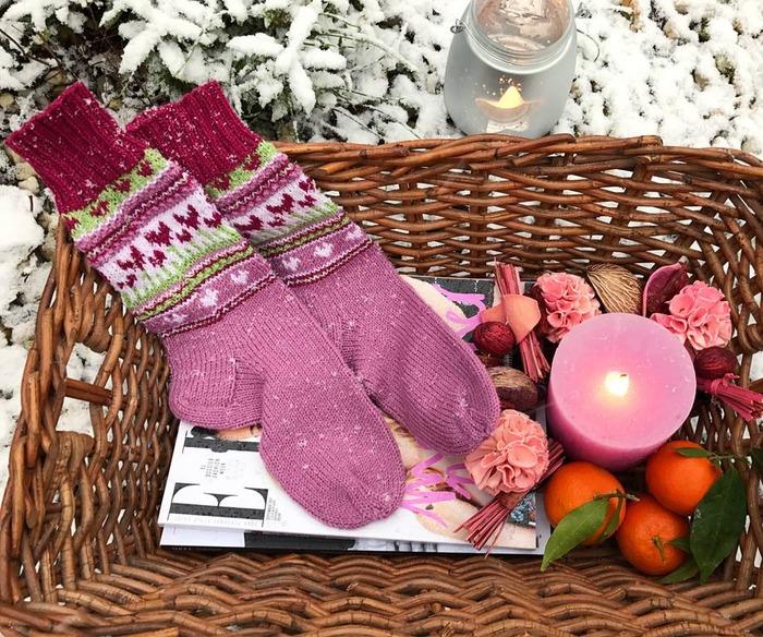 Фото. Подарки к Новому году для родных.  Автор  работы - Ольга Киевлянка