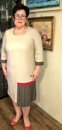Фото. Платье закончено!  Автор работы - Наталья-я