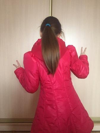 Фото. Пальто для дочки на весну. Автор работы - A2fluence