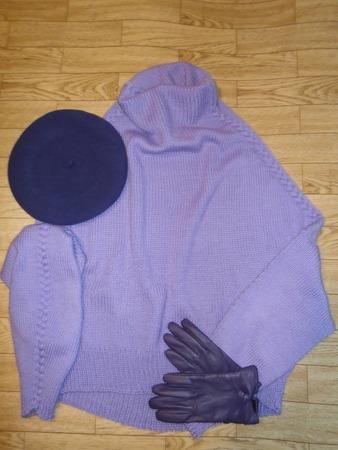 Фото. Для племянницы - пуловер Zopf by Midori Hirose.  Автор работы - lediosen