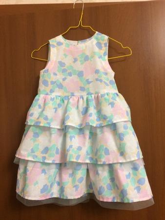 Фото. Платье для девочки.  Автор работы - Starok