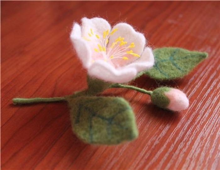Фото. Мой цветочек яблоньки. Автор работы - Артаслада
