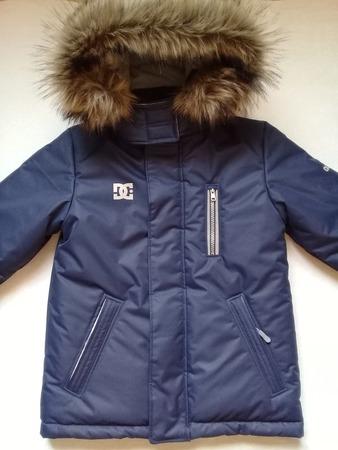 Фото. Зимняя куртка для сына. Автор работы - Masirina