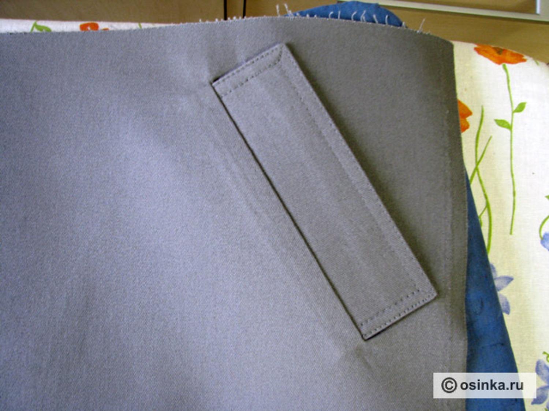 Как сшить карман с листочкой фото фото 418