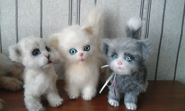 Фото. Котята.  Автор работы - Puschinka -2007