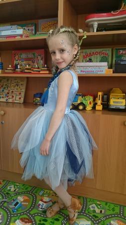 Фото. Нарядное платье. Автор  работы - aixate