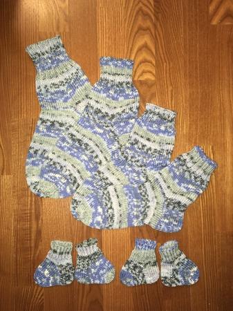 Фото. Время вязать носки. Автор  работы - _lapteva