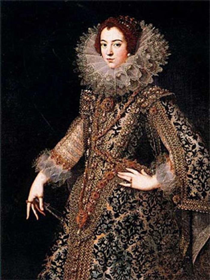 История рукоделий: вышивка лентами