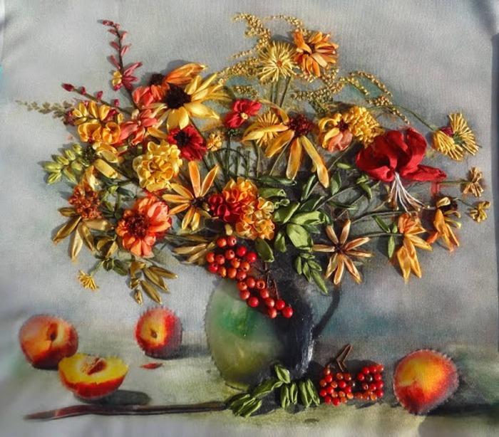 Фото. Осеннее... Автор работы - Амелина