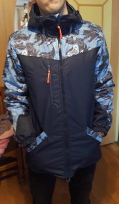Фото. Куртка для сына.  Автор работы - Лялеччка