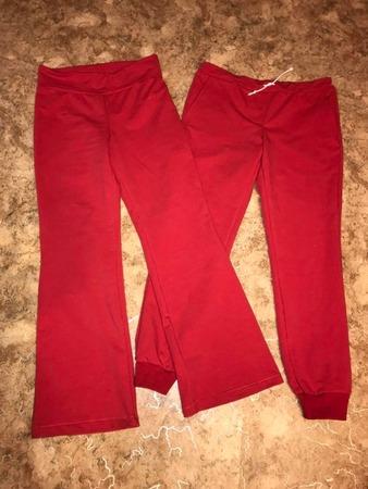 Фото. Трикотажные брюки из футера. Автор работы - Nadina_2007_07