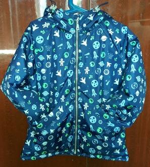Фото. Деми-куртка для внука.  Автор работы - Лялеччка