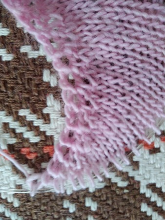 Вяжем мини-шальки-шарфики (фишю/fichu). Легко и быстро