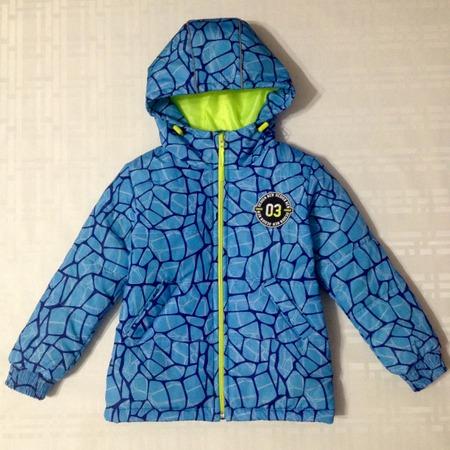 Фото. Весенняя куртка по выкройке из OTTOBRE. Автор работы - Анна Филина