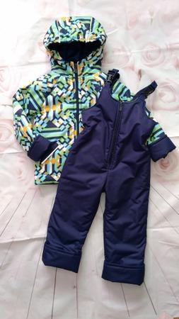 Фото. Куртка и полукомбез с утеплителем.  Автор работы - koshachic