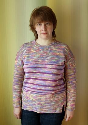 Фото. Пуловер Мarklee. Автор работы - kolg