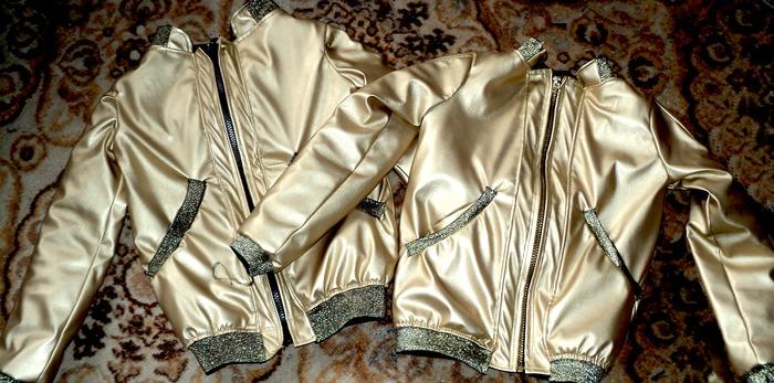 Фото. Новые курточки для моих модниц из экокожи. Автор работы - _ИнкаУкраинка_