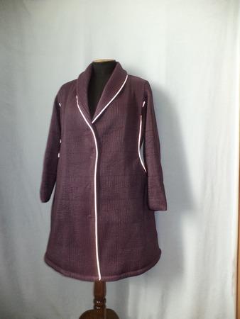 Фото. Пальто из плащевки стрейч на тоненьком синтепоне. Автор работы - St.Elena
