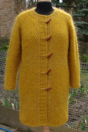 Фото. Весеннее пальто для дочки. Автор работы - Dary08