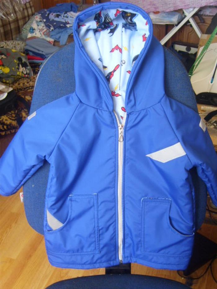 Фото. Курточка для внука. Автор работы - Yasha71