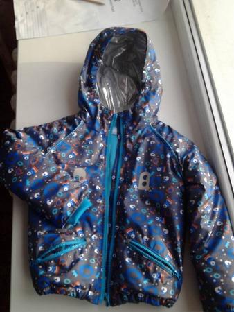 Фото. Куртка для сына. Автор работы - Ahava