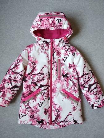 Фото. Куртка для дочки.  Автор работы - Masirina
