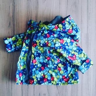 Фото. Курточка готова! Автор работы - Alenkina_