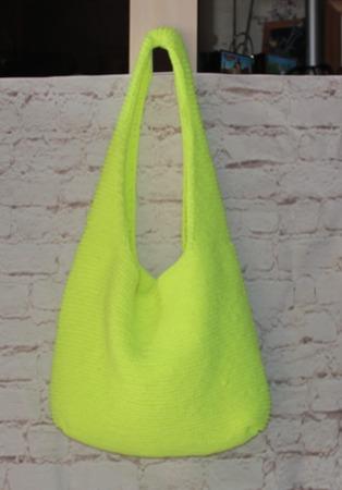 Фото. Летняя сумка-торба. Автор работы - Red Oks