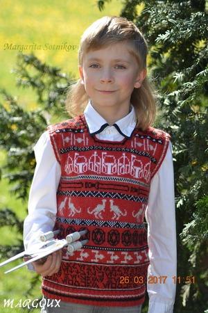 Фото. Носочная пряжа Lana Grossa Meilenweit 4 Fach (75% Schurwolle и 25% Polyamid), спицы 2,5 и номер 2 на резинки.