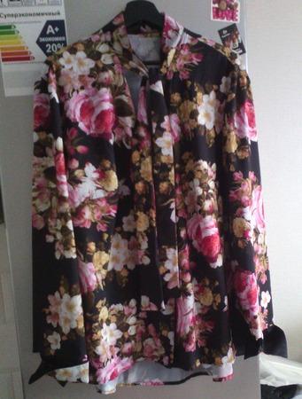 Фото. Блузка из ниагары. Автор работы - Aleninka