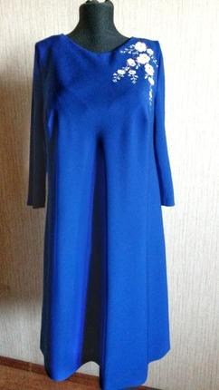Фото. Платье для себя.  Автор работы - Lud_Mila